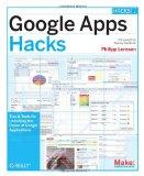 Google Apps Hacks on Amazon