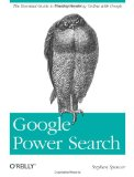 Google Power Search on Amazon