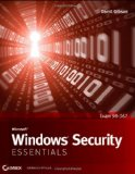 Microsoft Windows Security Essentials on Amazon