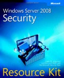 Windows Server 2008 Security Resource Kit on Amazon
