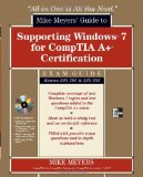 Guide to Supporting Windows 7 for CompTIA A+ Certification on Amazon