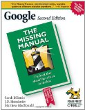 Google: The Missing Manual on Amazon