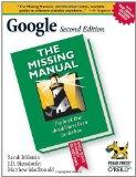 Google: The Missing Manual on Amazon