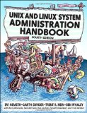 UNIX and Linux System Administration Handbook on Amazon