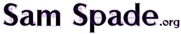 SamSpade.org banner