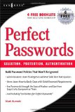 Perfect Password: Selection, Protection, Authentication on Amazon