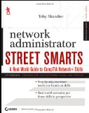 Network Administrator Street Smarts: A Real World Guide to CompTIA Network+ Skills on Amazon