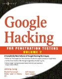 Google Hacking for Penetration Testers on Amazon