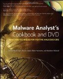 Malware Analyst's Cookbook on Amazon