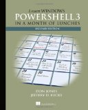 Learn Windows PowerShell 3 on Amazon