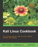 Kali Linux Cookbook on Amazon