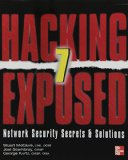 Hacking Exposed 7: Network Security Secrets & Solutions on Amazon